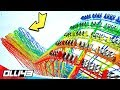 I Created A Rainbow Road Roller Coaster In Planet Coaster Mp3