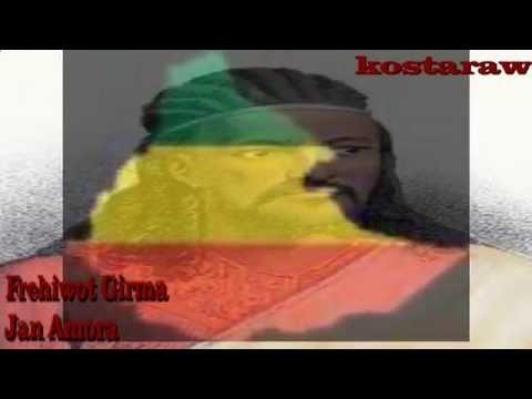 Frehiwot Girma   Jan Amora  Tewodros II
