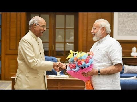Ram Nath Kovind becomes 14th President of India