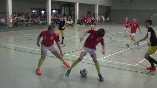 CZ3-FC Yellow w Niemczech-Międzynarodowy Turniej Halowy w Ostritz 2019-III Mecz Piast Zawidów