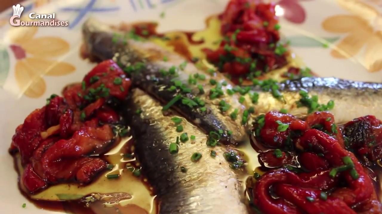recette filets de sardines de bretagne marin es au. Black Bedroom Furniture Sets. Home Design Ideas