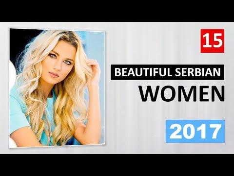 Serbian women: top 15 most beautiful women from Serbia
