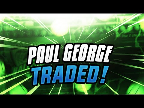 Indiana Pacers Trade Paul George to Oklahoma City Thunder for Victor Oladipo - NBA Free Agency News