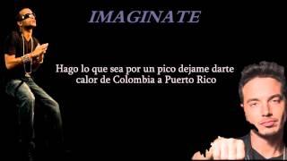 Imaginate - Arcangel Ft. J Balvin (Los Favoritos)