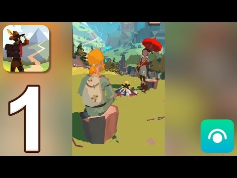 The Trail: A Frontier Journey  Gameplay Walkthrough Part 1 iOS, Android