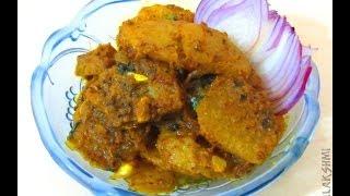 Kohlrabi Chops Fry (side Dish)