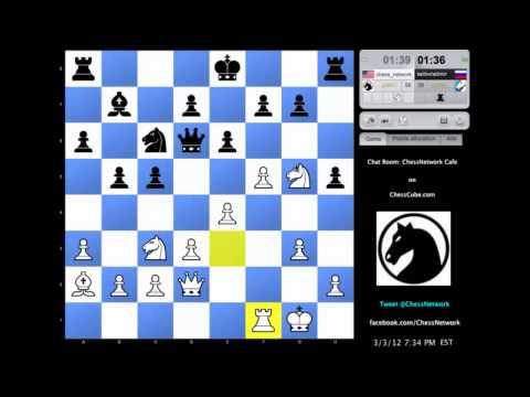 016  Warzone Open Chess Tournament
