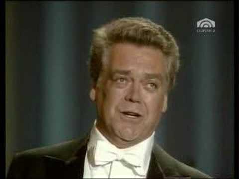 Hermann Prey - Tannhauser - O du mein holder Abendstern