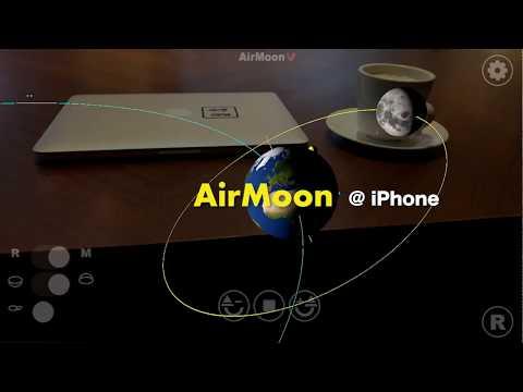 Air Moon @ iPhone app