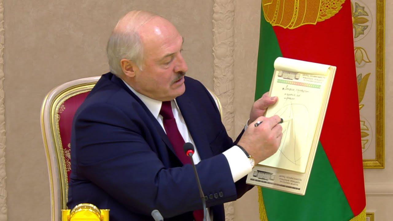 Лукашенко рассказал, как «на куски разорвали» Белоруссию