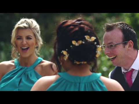 Wedding Photography Behind The Scenes At An Grianan Hotel By Shea Deighan