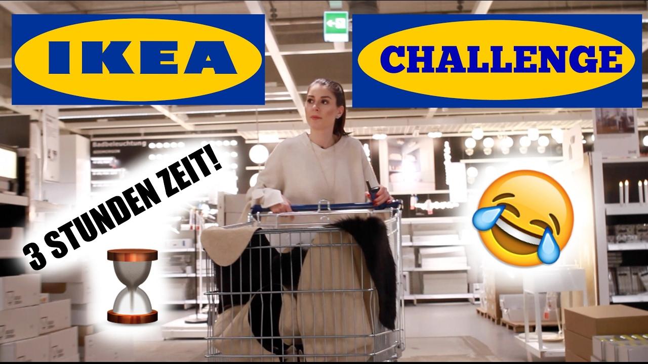 IKEA CHALLENGE WOHNZIMMER EINRICHTEN In 3 STUNDEN Mit AlexiBexi