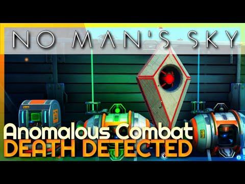 Anomalous Combat Death Detected   4K   No Man's Sky #17