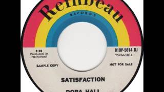 Dora Hall - Satisfaction (cover Rolling Stones)