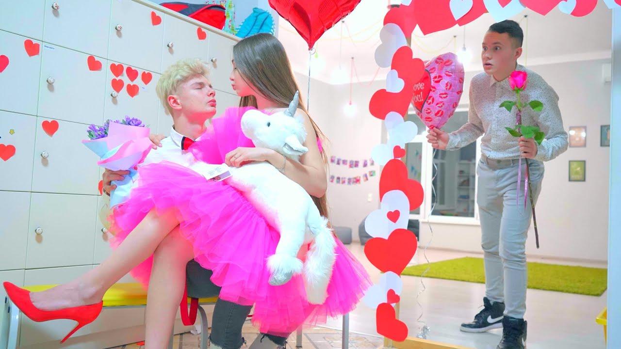 Declaración de amor! ¿A quién elegirá Diana el día de San Valentín?