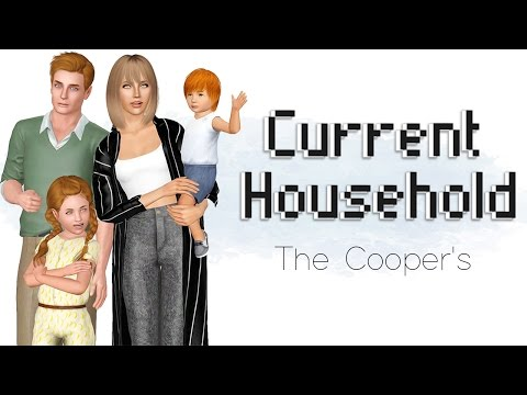 Let's Play: The Cooper's (TWITCH LIVE STREAM + FACECAM)