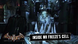 Video FR MOD; Batman; Arkham Asylum; Inside Mr Freeze's Cell download MP3, 3GP, MP4, WEBM, AVI, FLV Mei 2018