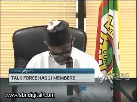 Nigeria's Petroleum Revenue Task Force with Mallam Nuhu Ribadu