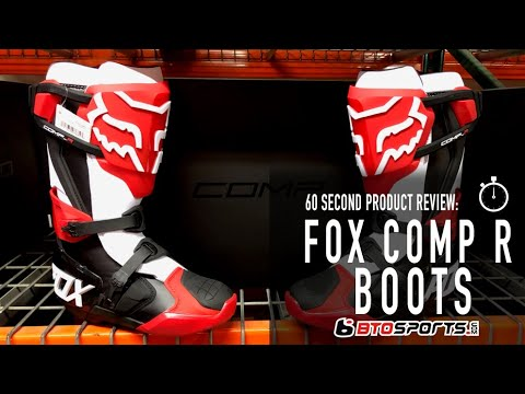 5966ecba0cf Fox Racing Comp R Boot | 60 Second Product Review