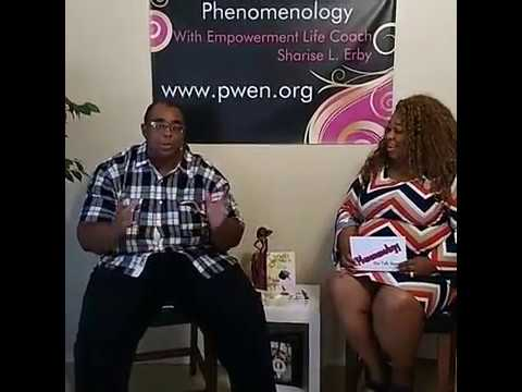 Phenomenology The Talk Show with Guest Carlos Tolliver