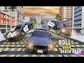 US POLICE Car Crash Engine Beams: Speed Bumps - Android Gameplay - Free Car Games To Play Now