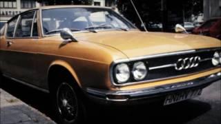 """Erst """"NSU"""" dann """"Audi""""...Oldtimer / First """"NSU"""" then """"Audi""""...classic cars"""