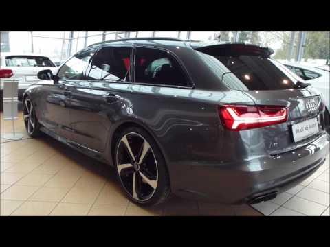 Audi A6 Wallpaper Hd 2017 Audi A6 Avant Quattro V6t 3 0 Tdi Exterior Amp Interior