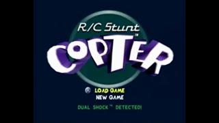 R/C Stunt Copter (PS1) - Let