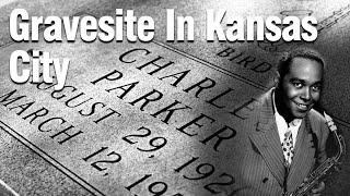 Charlie Parker's Gravesite In Kansas City