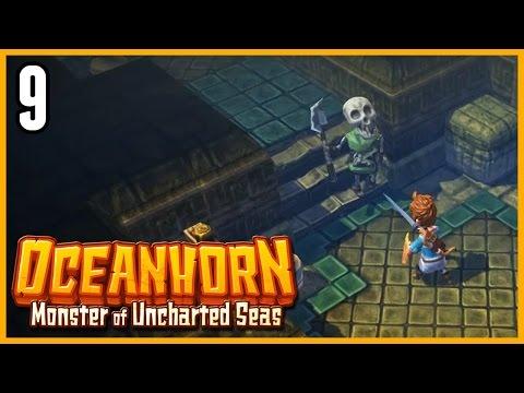 Oceanhorn: Monster Of Uncharted Seas - Down The Well [Part 9]
