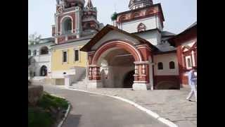 видео Звенигород - Звенигородский историко-архитектурный и художественный музей