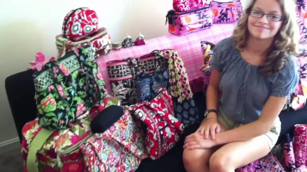 Vera Bradley Collection - Video 166 - YouTube b0bd6e9e3c2c9