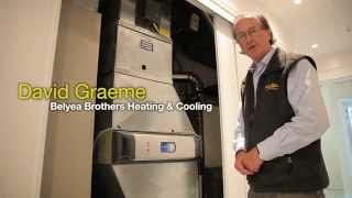 How to Perform Trane Clean Effects Air Cleaner Maintenance