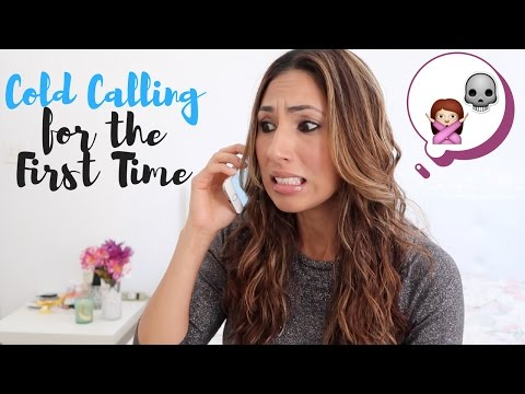 Cold Calling for the First Time