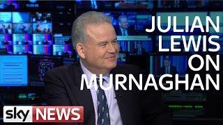 Julian Lewis Talks Trident and EU on Murnaghan