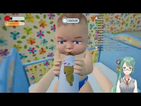 【Mother Simulator】10分でわかる育児ノイローゼで発言のキレが増す神楽すず