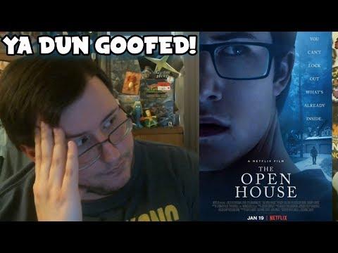 The Open House is Mundane Horror w/ A Horrendous Ending! (Review/Spoiler Talk)