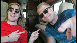 LIVING IN AN RV!