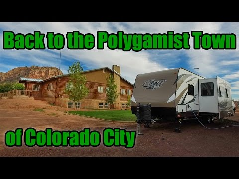 Back to the Polygamist Town of Colorado City - Ep. 15
