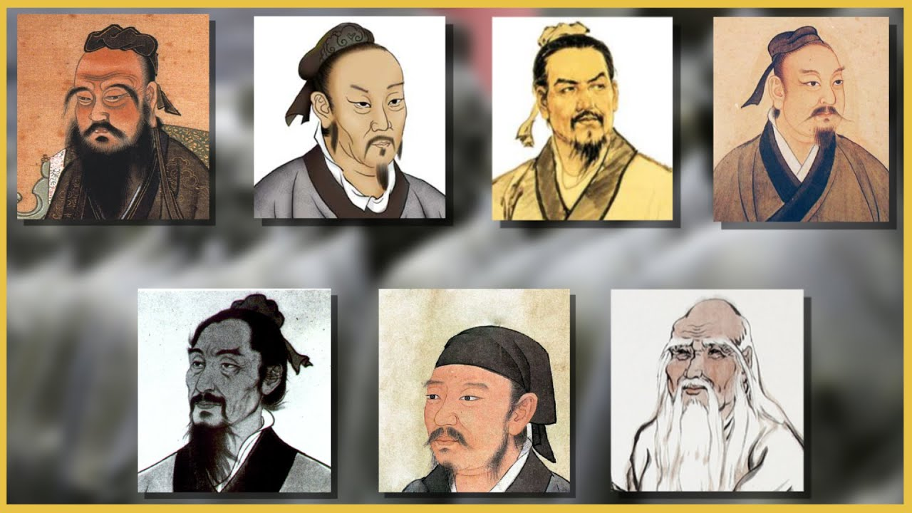 ancient chinese philosophy 19102017 did any ancient chinese thinkers emphasize non violence in their philosophy if so, please provide an example.