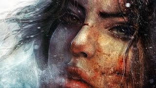 SCARY WITCH (Rise of the Tomb Raider) Baba Yaga Temple of the Witch Walkthrough Gameplay Part 1