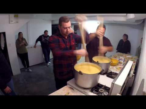 Polenta Party 3: Stir...with a vengeance