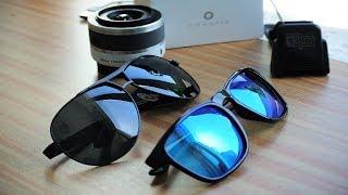 Солнезащитные очки с Алиэкспресс-обзор, распаковка.