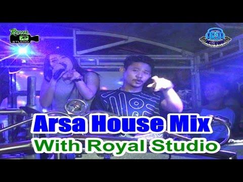 "Arsa ""Nageh Utang"" Live Muaro Sungai Tanah Abang PALI, Created By Royal Studio"