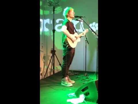 Ed Sheeran - Take It Back [Live in Sweden 6/2/14]