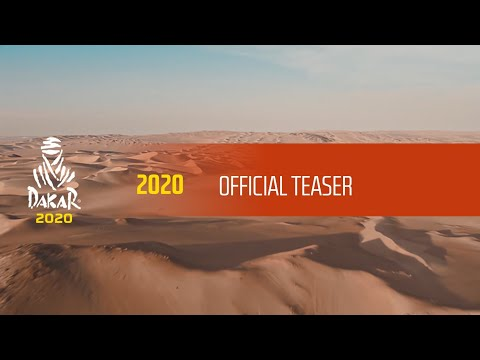 Official Teaser - Dakar 2020