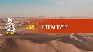 Official Teaser   Dakar 2020