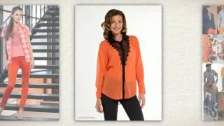видео С чем носить оранжевый пиджак? Сочные луки для настроения!