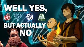 Is Bending Genetic? — Avatar: The Last Airbender