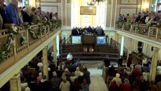 135 лет Московской Центральной церкви ЕХБ